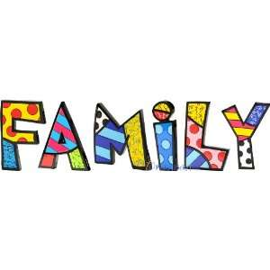 family word images 112913430 amazoncom family word art for table top or wall by